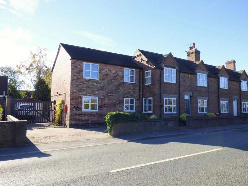 5 Bedrooms Semi Detached House for sale in Main Road, Hulland Ward
