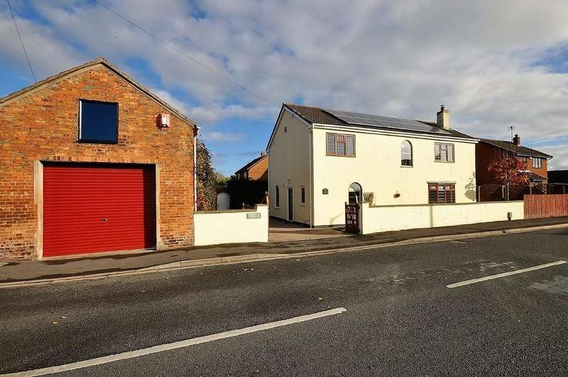3 Bedrooms Detached House for sale in South End, Thorne, Doncaster