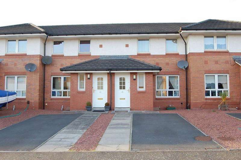2 Bedrooms Terraced House for sale in McFarlane Road, Balloch G83 8EA