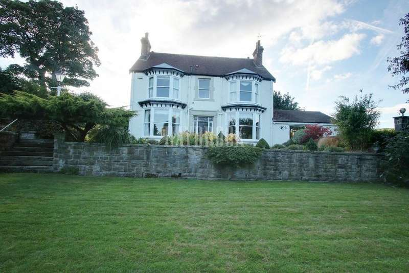 4 Bedrooms Detached House for sale in Slackfields Lane, Wharncliffe Side
