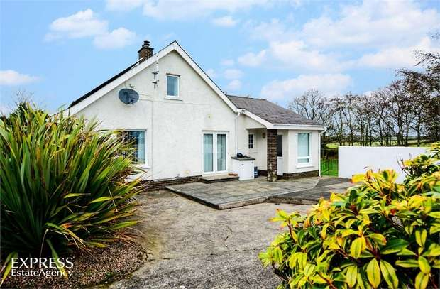 6 Bedrooms Detached Bungalow for sale in Ardglass Road, Downpatrick, County Down