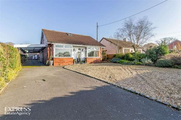 5 Bedrooms Detached Bungalow for sale in Nabs Head Lane, Samlesbury, Preston, Lancashire