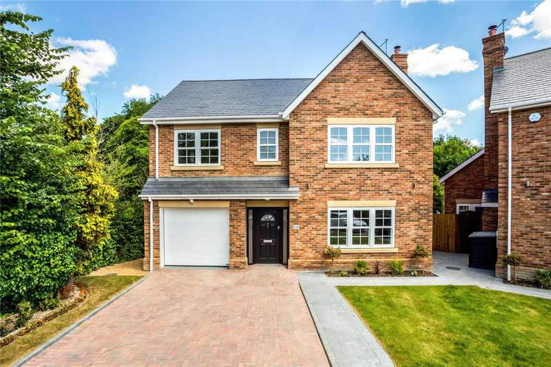 5 Bedrooms Detached House for sale in Riverdene, Claytons Meadow, Bourne End, Buckinghamshire, SL8