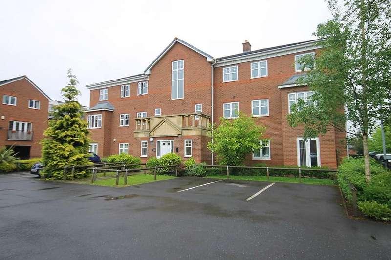 2 Bedrooms Apartment Flat for sale in Berkeley Close, Warrington, WA5