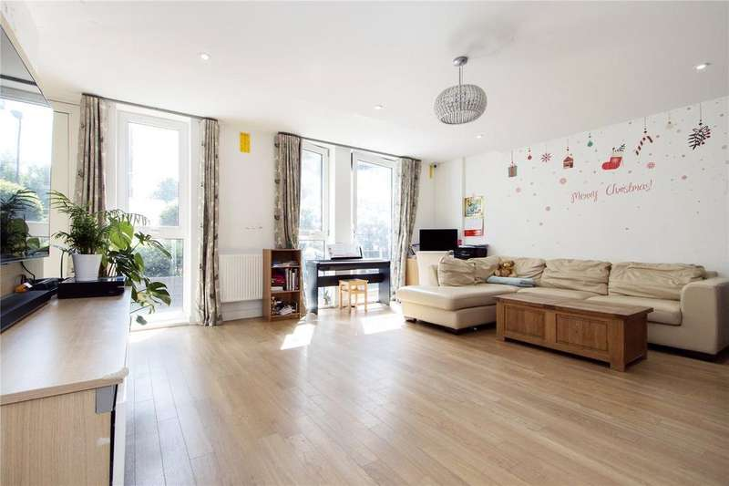 3 Bedrooms Flat for sale in Abraham House, Dalston Square, London, E8