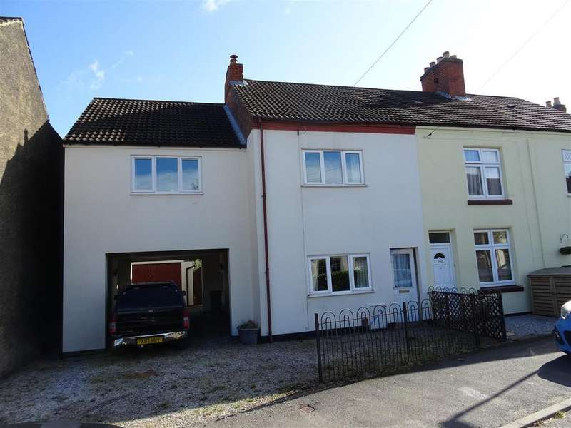 4 Bedrooms End Of Terrace House for sale in Ashburton Road, Hugglescote, Leicestershire