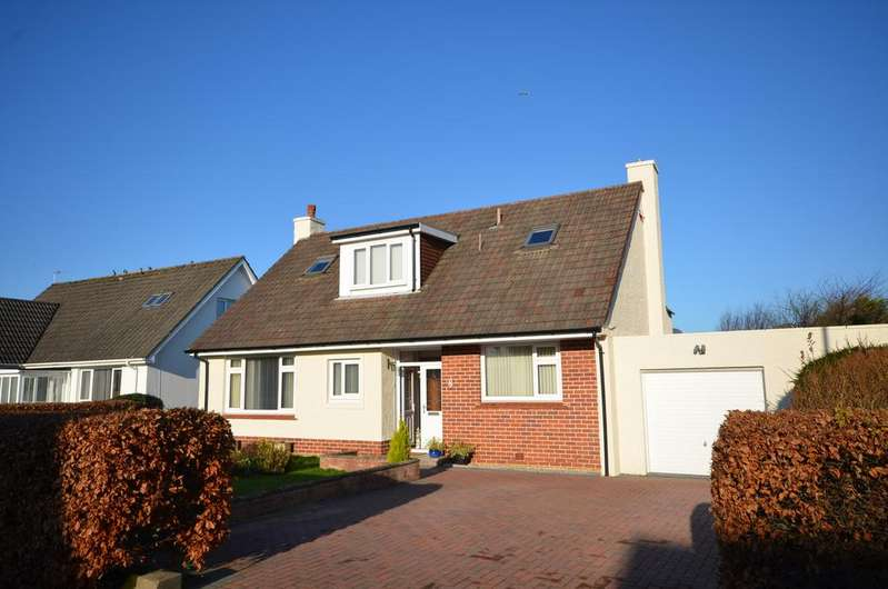 3 Bedrooms Detached Villa House for sale in 8 Lochpark, Doonfoot, KA7 4EU