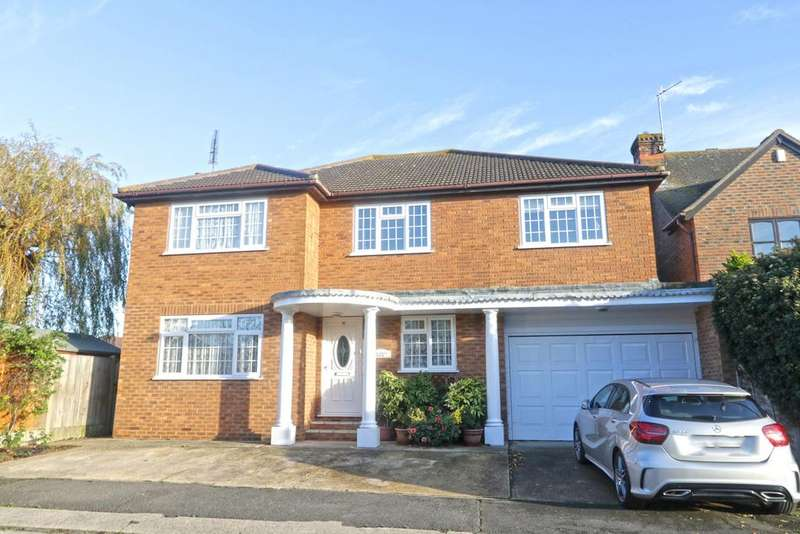5 Bedrooms Detached House for sale in Elounda Court, Benfleet SS7