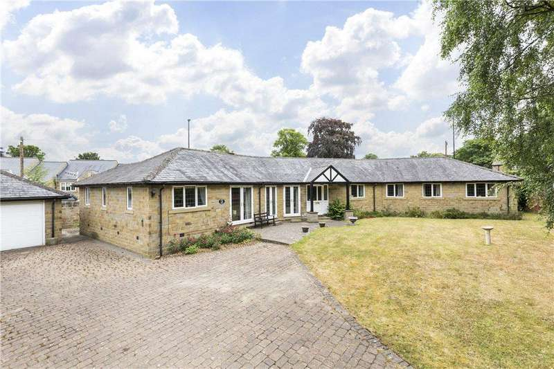 4 Bedrooms Detached Bungalow for sale in Misty Morn, Old Pool Bank, Pool-In-Wharfedale, Otley