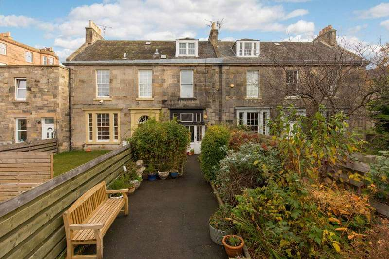 2 Bedrooms Terraced House for sale in 234 Newhaven Road, Newhaven, EH6 4JY