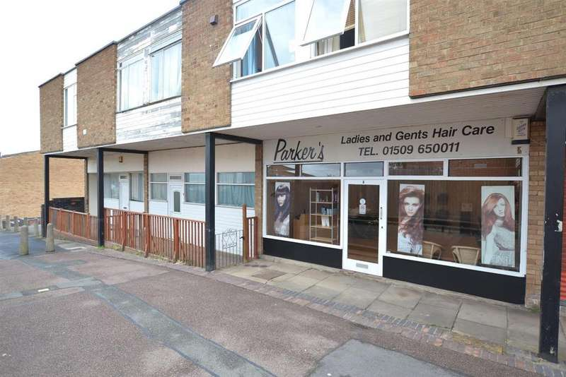 3 Bedrooms Flat for sale in The Parade, Shepshed, Leicestershire