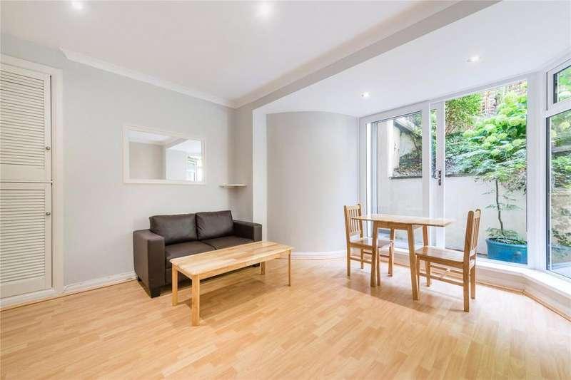 1 Bedroom Flat for sale in Bevan House, Boswell Street, London