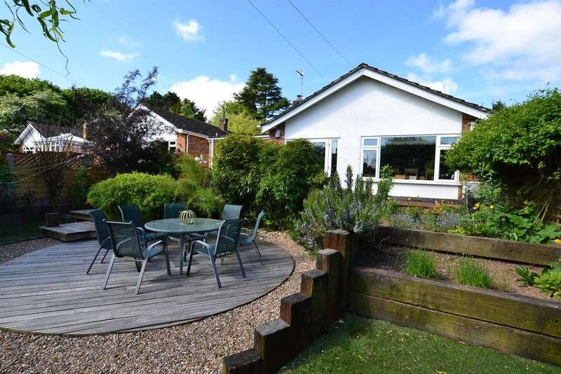 3 Bedrooms Detached Bungalow for sale in New Lane, Walton On The Wolds, Leicestershire
