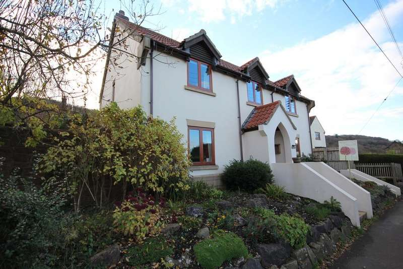 4 Bedrooms Detached House for sale in The Street, Compton Martin