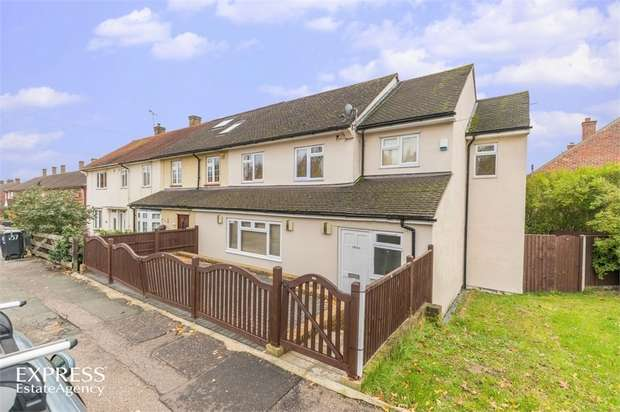 4 Bedrooms End Of Terrace House for sale in Colson Road, Loughton, Essex