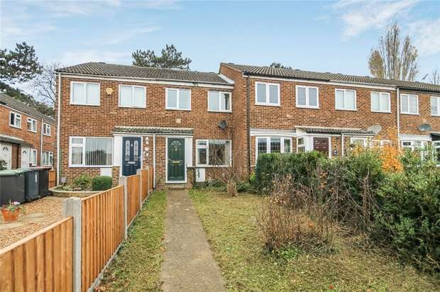 2 Bedrooms Terraced House for sale in Northdale Close, Kempston, Bedford