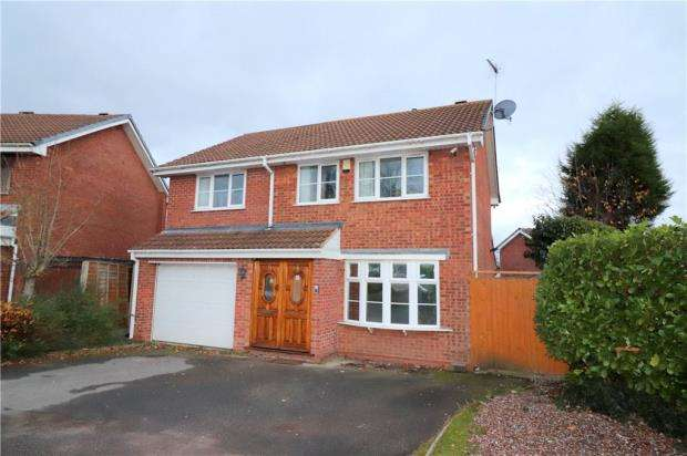 5 Bedrooms Detached House for sale in Denshaw Croft, Walsgrave, Coventry, West Midlands