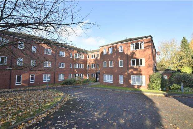 2 Bedrooms Flat for sale in Guardian Court, Moorend Road, Charlton Kings, CHELTENHAM, Gloucestershire, GL53