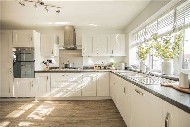 3 Bedrooms Town House for sale in Plot 2, Richmond Grove, Mangotsfield, BRISTOL, BS16 9EZ
