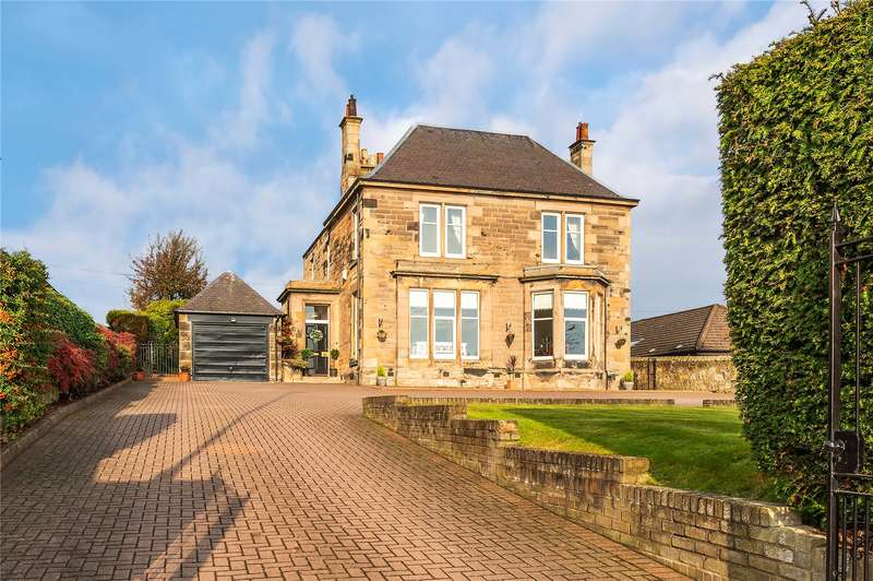 4 Bedrooms Detached House for sale in The Old Manse, 109 Loughborough Road, Kirkcaldy, Fife, KY1