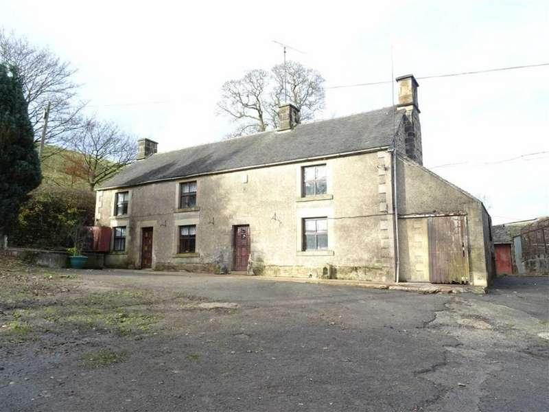 3 Bedrooms Land Commercial for sale in Hollinsclough, Buxton, Derbyshire