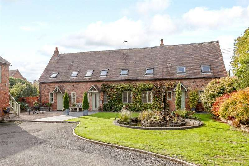 4 Bedrooms Unique Property for sale in Uckinghall, Tewkesbury, Gloucestershire, GL20