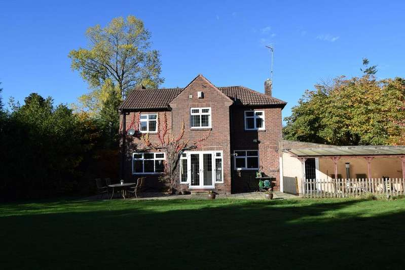 4 Bedrooms Detached House for sale in Runnymede Road, Darras Hall, Ponteland, Newcastle upon Tyne, NE20