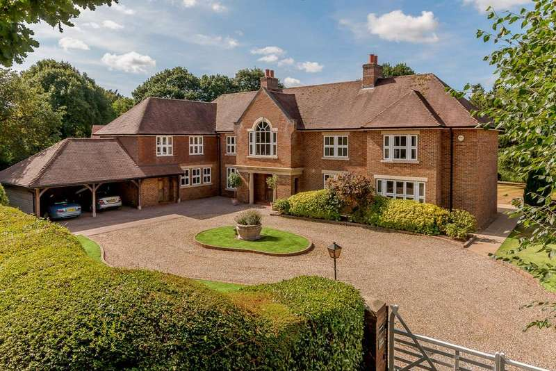 7 Bedrooms Detached House for sale in West Hill, Ottery St. Mary, Devon