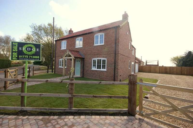 4 Bedrooms Detached House for sale in Donington, Spalding