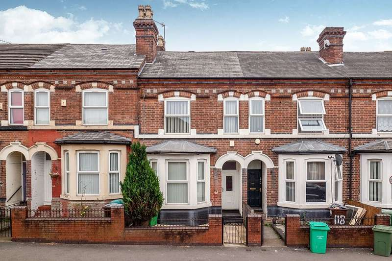 3 Bedrooms Property for sale in Noel Street, Nottingham, NG7