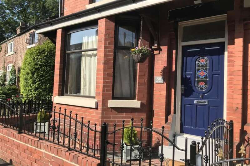 3 Bedrooms Terraced House for sale in High Bank, Manchester, M18