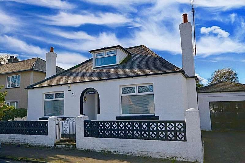 2 Bedrooms Detached Bungalow for sale in Infirmary Road, Workington, CA14