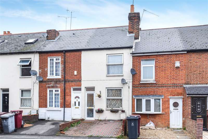 3 Bedrooms Terraced House for sale in Oxford Road, Reading, Berkshire, RG30