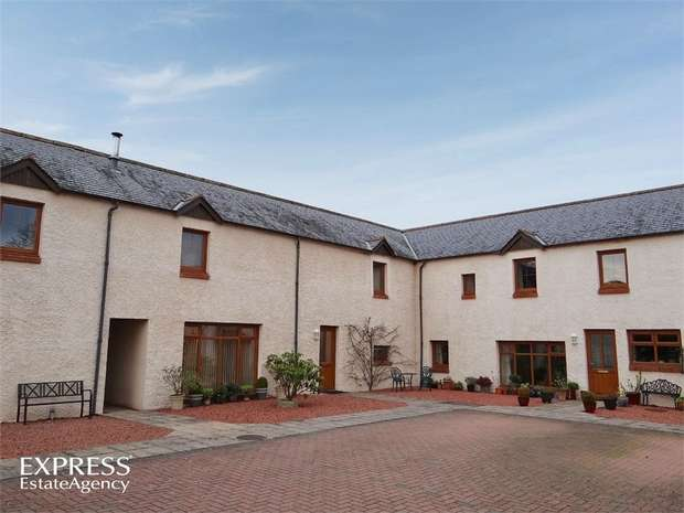 2 Bedrooms Terraced House for sale in Hoddom, Lockerbie, Dumfries and Galloway