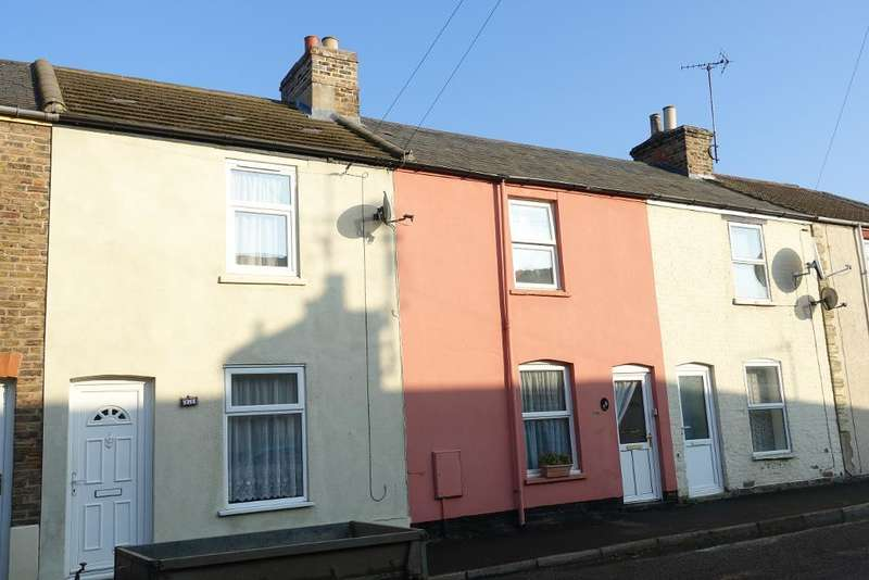2 Bedrooms Terraced House for sale in Queen Street, Sutton Bridge, Spalding, Lincs, PE12 9RD