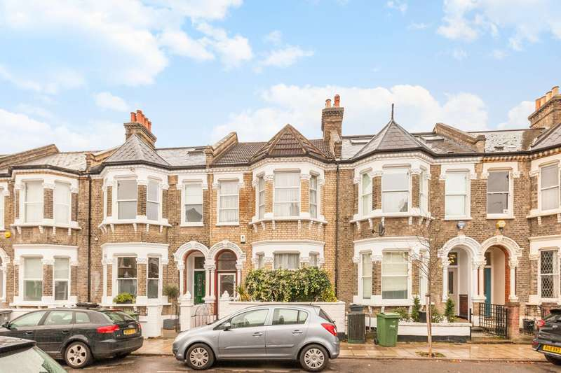 4 Bedrooms House for sale in Leander Road, Brixton, SW2