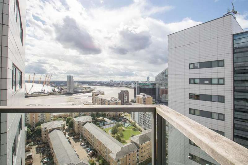 1 Bedroom Flat for sale in Neutron Tower, E14