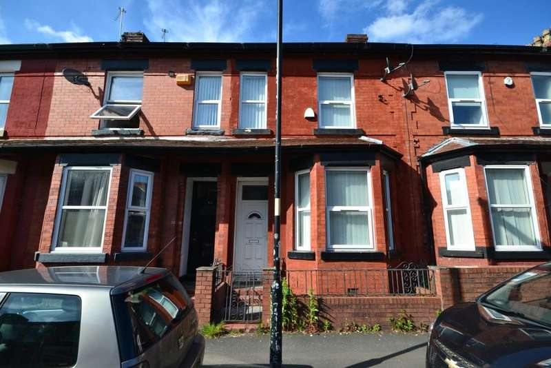 4 Bedrooms Terraced House for sale in Furness Road, Fallowfield