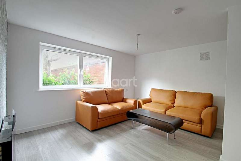 1 Bedroom Flat for sale in Upper Temple Walk, Leicester
