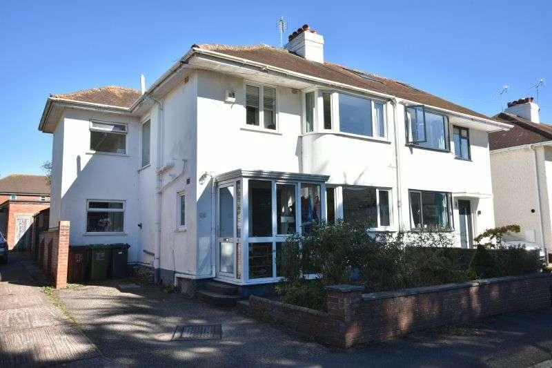 3 Bedrooms Semi Detached House for sale in JENNIFER CLOSE, ST LEONARDS, EXETER, DEVON