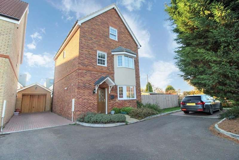 4 Bedrooms Detached House for sale in Falcon Fields, Wixams, Bedfordshire, MK42