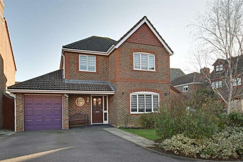 4 Bedrooms Detached House for sale in Bexhill-On-Sea