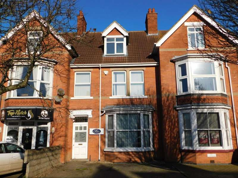 5 Bedrooms Terraced House for sale in Algitha Road, Skegness, Lincs, PE25 2AJ