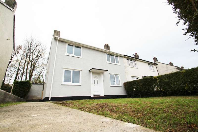 3 Bedrooms End Of Terrace House for sale in Ham Drive, Plymouth