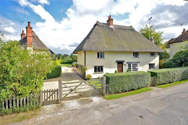6 Bedrooms Detached House for sale in Middle Street, Clavering, Nr Saffron Walden, Essex, CB11