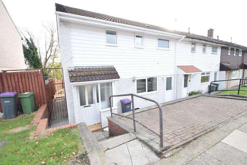 2 Bedrooms End Of Terrace House for sale in Maendy Wood Rise, Cwmbran