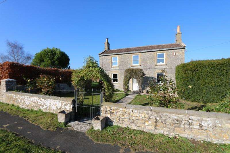 4 Bedrooms Detached House for sale in Wells Road, Corston, Bath