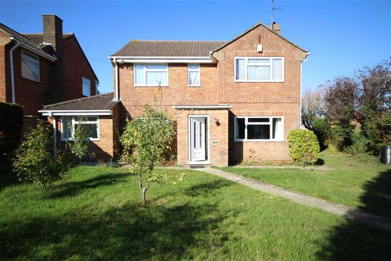 4 Bedrooms Detached House for sale in Marlborough Road, Old Town, Swindon