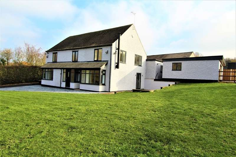 4 Bedrooms Detached House for sale in Awsworth Lane, Kimberley, Nottingham, NG16