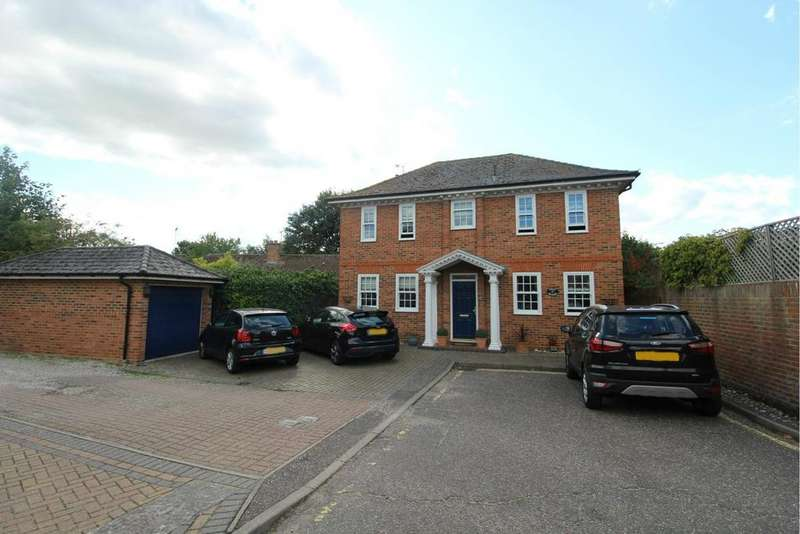 4 Bedrooms Detached House for sale in Orchards, Witham, Essex, CM8